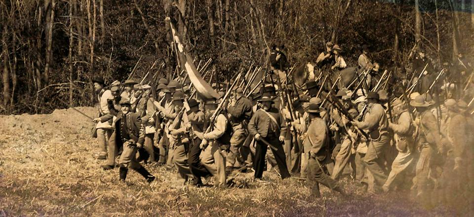 150th Battle of Bentonville NC, March 21-22, 2015
